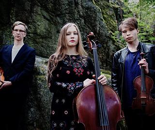 Konsert- och danskväll med Trio Törn
